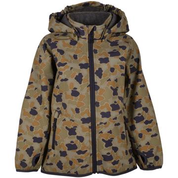 MIKKLINE Softshell Boys Jacket Print
