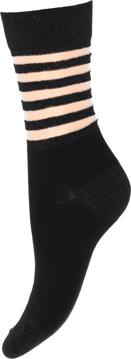 Decoy Ankle Sock Transp Stribe