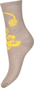 Decoy Ankle Sock Glitter