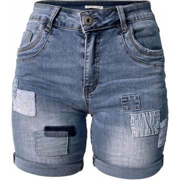 Marta Ladies Denim Shorts