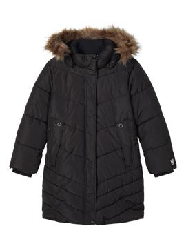 NKFMabecca Long Puffer Jacket