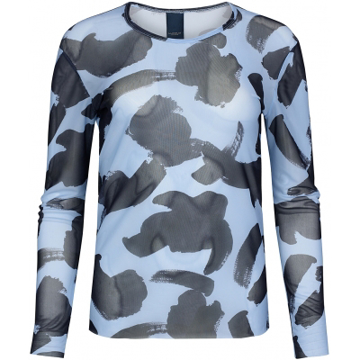One Two Sigborg Mesh T-Shirt